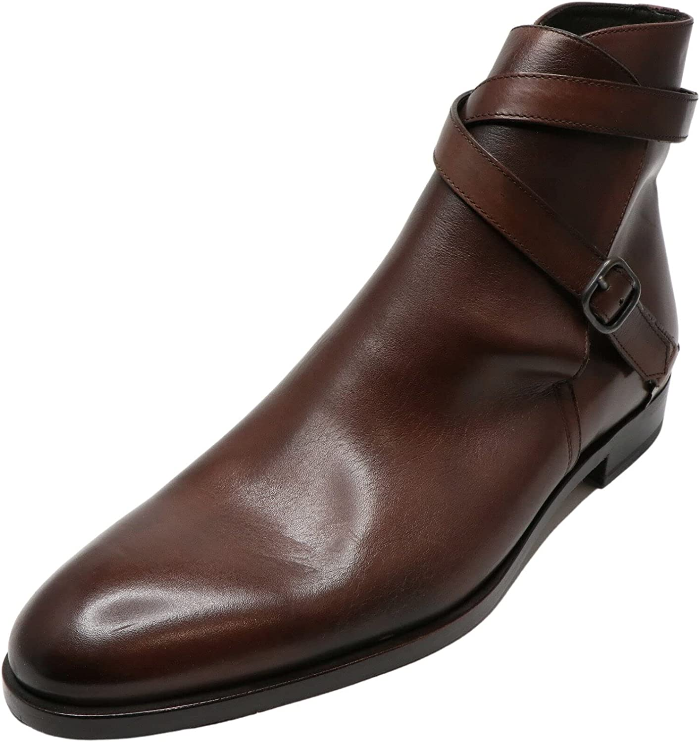 Fratelli Rossetti Men's Toledo Antique High-Top Leather Oxford & Derby