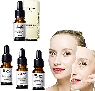 Anti-Aging Serum, Face Serum Lactobionic Acid Serum, Zero Pore Instant Perfection Face Serum, Moisturing Anti Aging and Wr...