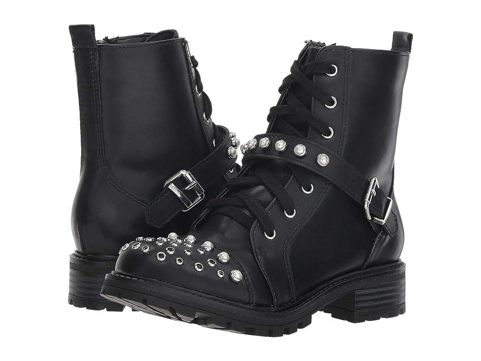 Nina Kids Erynn (Toddler/Little Kid/Big Kid) (Black) Girls Shoes