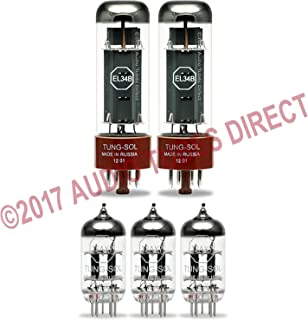 Tung-Sol Tube Upgrade Kit For Marshall 800 Series 2204, 4010, 4104 Amps EL34B 12AX7