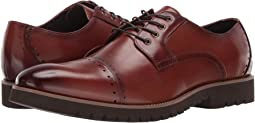 Barcliff Cap Toe Lace Up Oxford