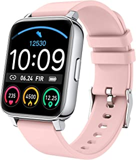 Rinsmola Smart Watch 2021 Ver Watches for Women, Fitness...
