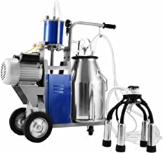 Best small farm milking equipment Reviews