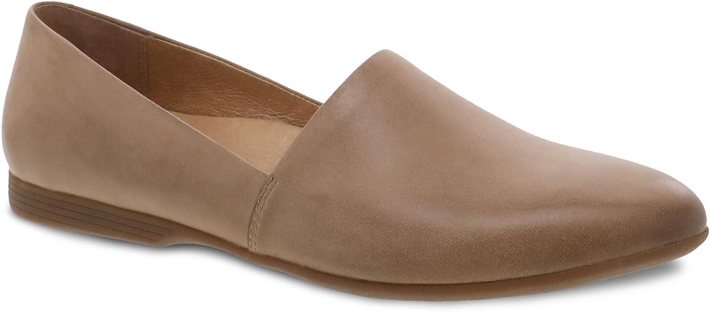 Dansko Women's Larisa San Jose Mall Attention brand Flat Slip-on