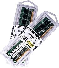A-TECH 8GB KIT 2X 4GB for Dell Optiplex 3010 Desktop 3010 Mini Tower 3010 Small Form Factor 380 390 780 790 790 MT/DT/SFF 790 USFF 7900 Desktop DIMM DDR3 Non-ECC PC3-10600 1333MHz RAM Memory