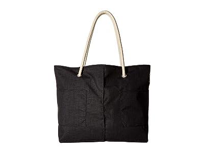 Haiku Caprice Tote (Black Morel) Handbags