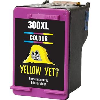 Remanufactured inchiostro a colori 300 XL si adatta HP Deskjet D1660 all-in-One