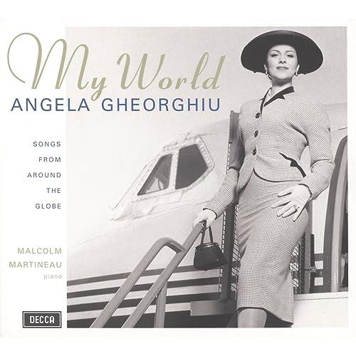 Martini: Plaisir d'amour de Angela Gheorghiu and Martin