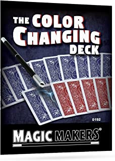 color changing card deck