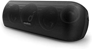 Soundcore Motion+ Bluetooth Speaker with Hi-Res 30W Audio, BassUp, Extended Bass and Treble, Wireless HIFI Portable Speake...