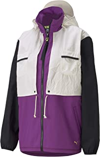 PUMA womens Train First Mile Woven Jacket