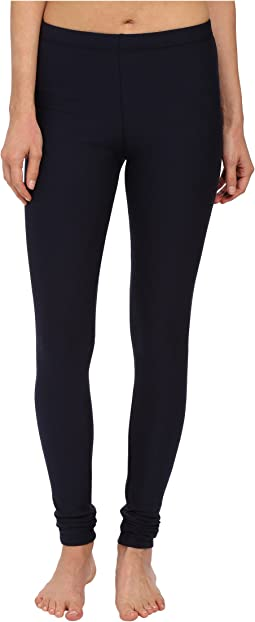 Fleece-Lined Cotton Legging