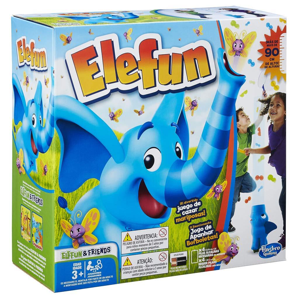 Hasbro Gaming - Juego infantil Elefun (Hasbro B7714175): Amazon.es: Juguetes y juegos