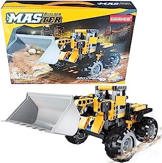 STEM Construction Toys | Bulldozer Building Kit, Front...