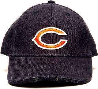 NFL Chicago Bears Dual LED Headlight Adjustable Hat