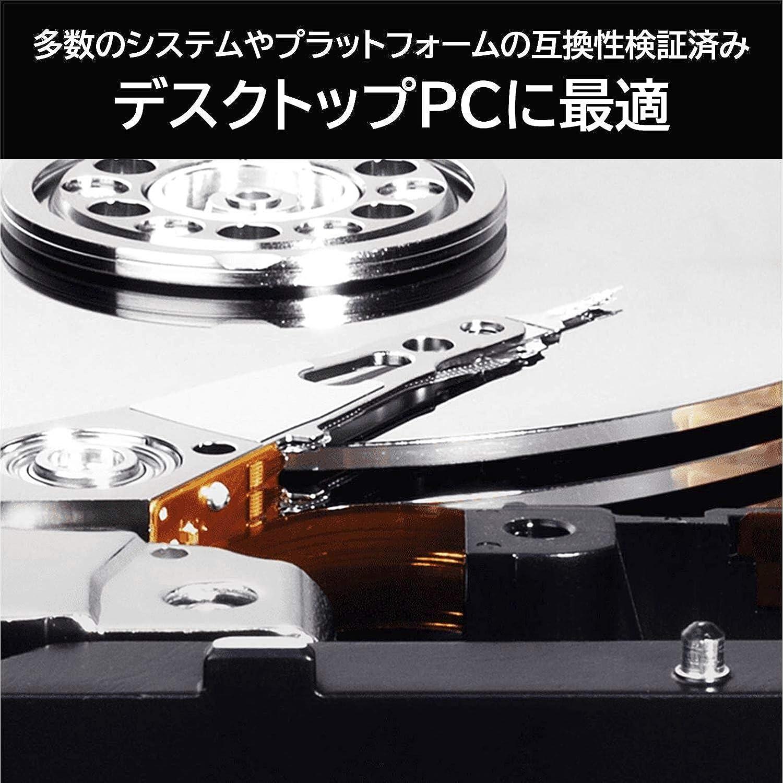 WD Blue 6TB PC Hard Drive 256 MB Cache SATA 6 Gb//s 5400 RPM Class 3.5 WD60EZAZ
