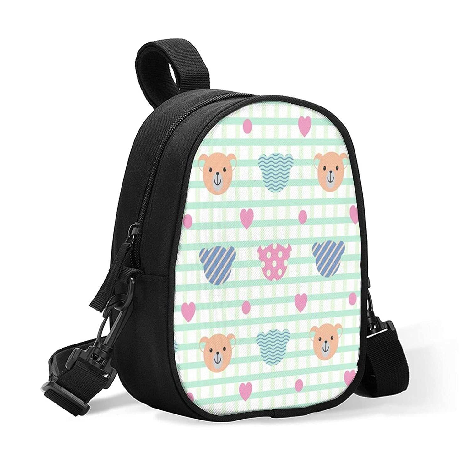 Cute Bear Max 59% OFF Breastmilk Baby Bottle New product! New type Travel Bag Cooler Br Portable