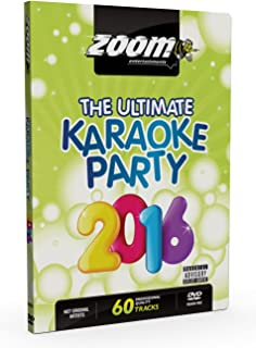 Zoom The Ultimate Party 2016 - 60 Songs