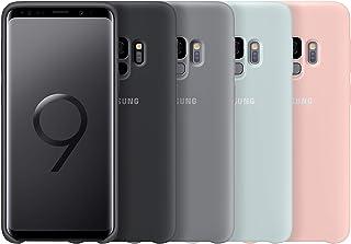comprar comparacion Samsung – Carcasa de silicona para Samsung Galaxy S9, color rosa