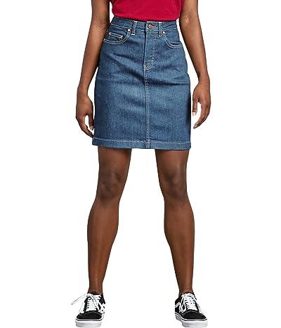 Dickies Perfect Shape Denim Skirt
