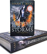 Empire of Storms (Miniature Character Collection) (Throne of Glass Mini Character Collection)