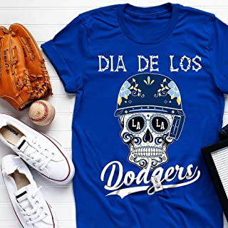 Best dia de los dodgers t shirt Reviews