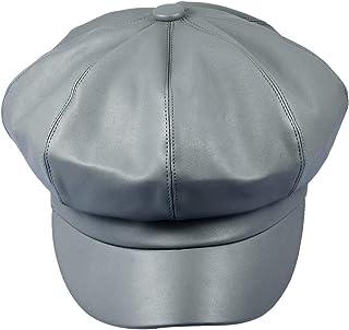80984cd91bb Amazon.com  Greys - Newsboy Caps   Hats   Caps  Clothing