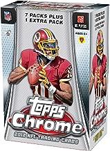2012 Topps Chrome Football box (8 pk BLASTER)