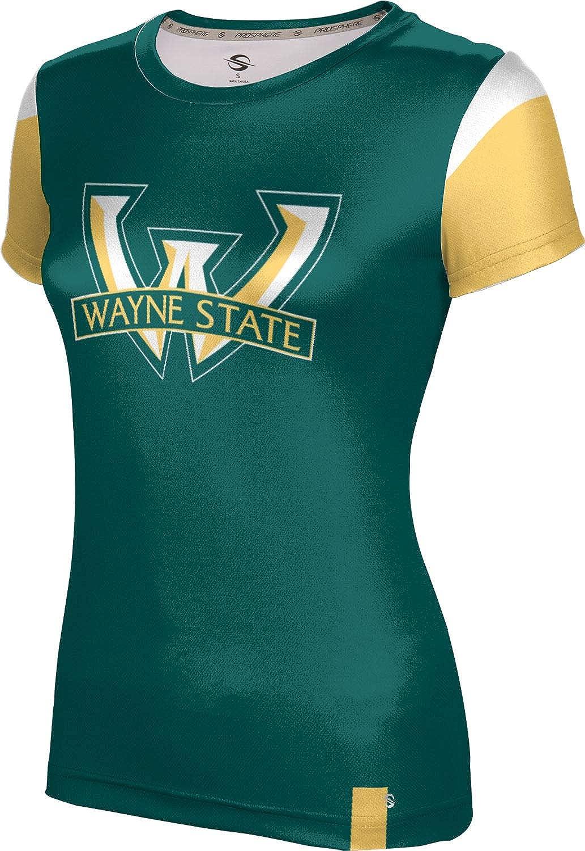 ProSphere Wayne State University Girls' Performance T-Shirt (Tailgate)