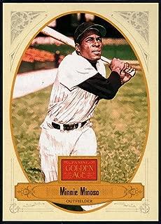 Baseball MLB 2012 Panini Golden Age #71 Minnie Minoso White Sox