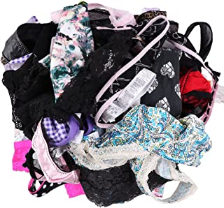 Variety of Sexy Women Underwear Pack T-Back Thong G-String Lacy Panties Tanga