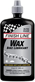 Finish Line Wax Bicycle Chain Lube Drip Squeeze Bottle