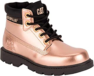 Caterpillar Lace Up Boot For Boys