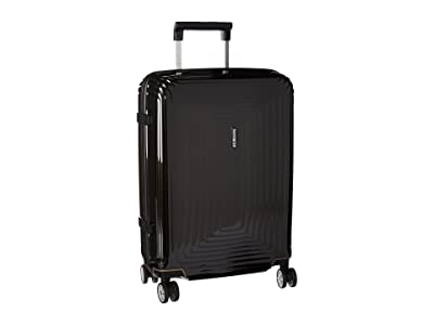 Samsonite Neopulse 20 Spinner (Metallic Black) Luggage