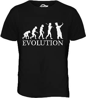 Men's Punjabi Dancer Evolution of Man T Shirt T-Shirt Top