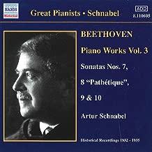 Beethoven - Piano Works,Vol. 3: Piano Sonatas Nos. 7,8,9 & 10,Opp.10/3;13;14/1,2