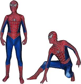 Outdoor Home Spider Costume Adult Spider Suit Mens Spider Replica Bodysuit Spider Cosplay