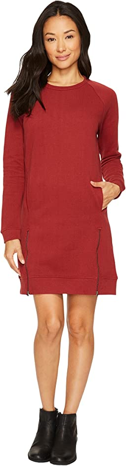 Lundy Fleece Dress