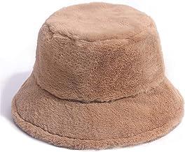 Winter Warm Hat Dames, Effen Dikke Zachte Warme Vissershoed, Dames Emmer Hoed, Geschikt for Dames Winter Outdoor Vakantie ...