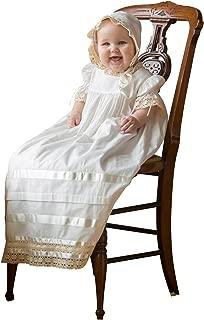 luxury christening gown