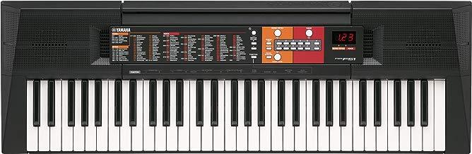 Yamaha PSR-F51 - Teclado portátil, color negro