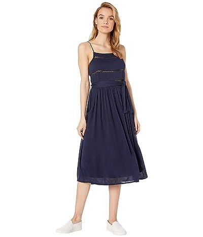 Bishop + Young Summer Of Love Dress (Navy) Women