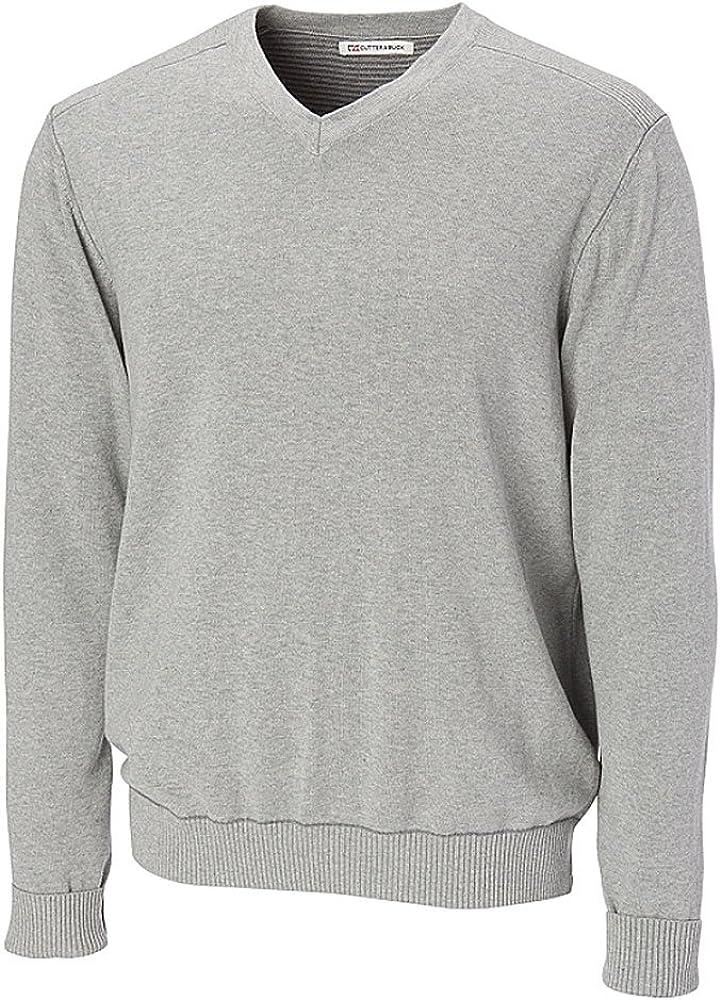 Cheap bargain Cutter Buck Men's Big-Tall Broadview V-Neck Sweater Outstanding