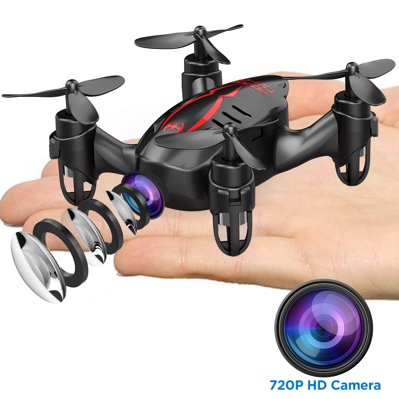 DROCON Drone Camera Headless Beginners