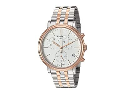 Tissot Carson Premium Chronograph T1224172201100 (Two-Tone) Watches