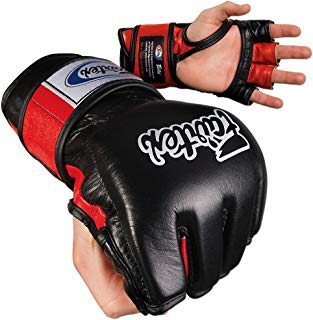 Fairtex Ultimate Combat Open Thumb MMA Gloves