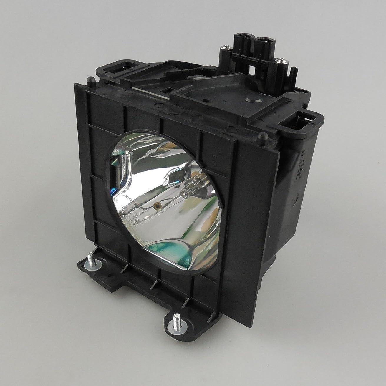 結び目消費者マーチャンダイザーHFY marbull PT-D3500 / PT-D3500U用 プロジェクターランプ ET-LAD35 純正品ランプ+汎用ケース Panasonic