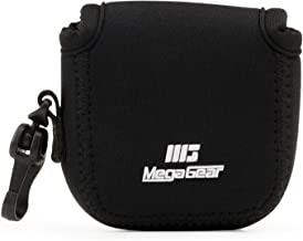 MegaGear Ultra Light Neoprene Camera Case Compatible with GoPro Hero8, DJI Osmo Action, Sony RX0 II, GoPro Hero 7, Sony RX0 1.0, GoPro Hero 5 Black, Hero 6 Black