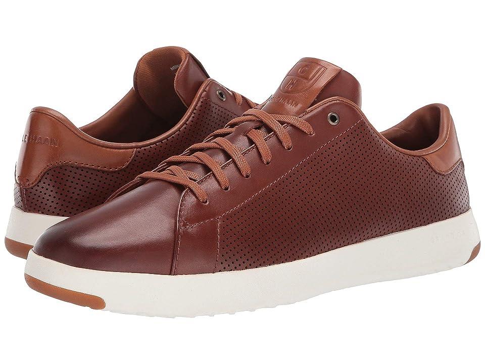 f420b4e3102d Cole Haan GrandPro Tennis Sneaker (Woodbury Handstain Perf) Men