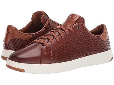Cole Haan GrandPro Tennis Sneaker (Woodbury Handstain/Perf) Men